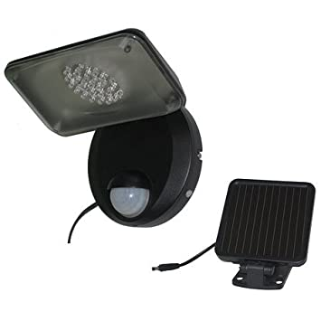 Amazon Com Smart Solar Sentry Led Solar Security
