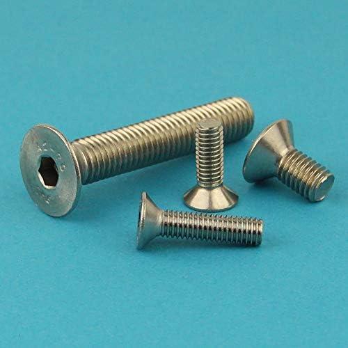- DIN 7991 Vollgewinde ISO 10642 Senkkopf Schrauben Gewindeschrauben Edelstahl A2 V2A 5 St/ück rostfrei Eisenwaren2000 M10 x 45 mm Senkkopfschrauben mit Innensechskant