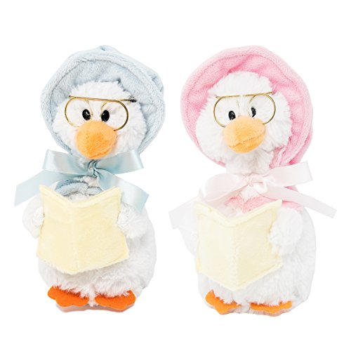 Cuddle Barn Set of 2 Mother Goose 6