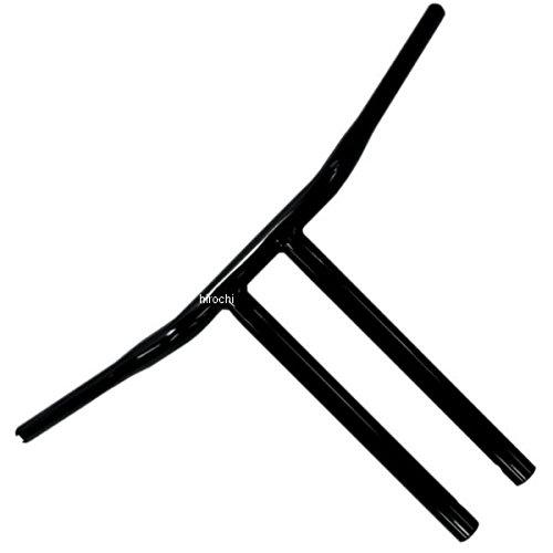 DRAG 1.25インチ バッファローバー T-バー 14インチ 黒(つや有り) 0601-2751 B01M0XTM9M