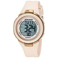 Armitron Sport Women's Digital Resin Strap Watch, 45/7126