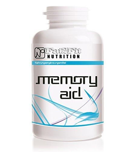 Memory Aid - 250 Tabletten - Ginkgo Ginseng Complex