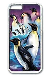 Case For Samsung Note 2 Cover Case, Case For Samsung Note 2 Cover -Emperor Penguins PC Hard Plastic Case For Samsung Note 2 Cover Transparent