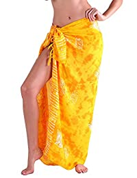 Ingear Long Batik Print Sarongs
