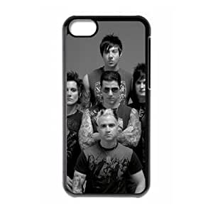 Avenged Sevenfold iPhone 5c Cell Phone Case Black 218y-668364