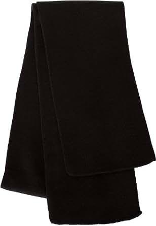 Sportsman - Knit Scarf - SP04 - One Size - Black