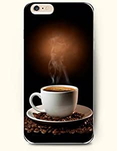 New Case Cover For Ipod Touch 5 Hard Case Cover - a Cup of Hot Coffee