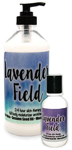 Price comparison product image The Lotion Company 24 Hour Skin Therapy Lotion Combo Kit, Lavender Field
