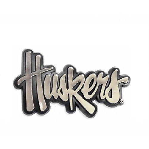 - Jenkins Enterprises Nebraska Cornhuskers Logo Auto Emblem