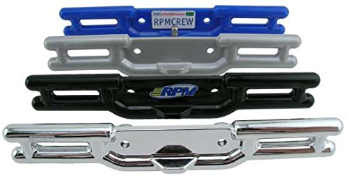 80482 Rear Tubular Bumper Black Revo RPMC8482 RPM