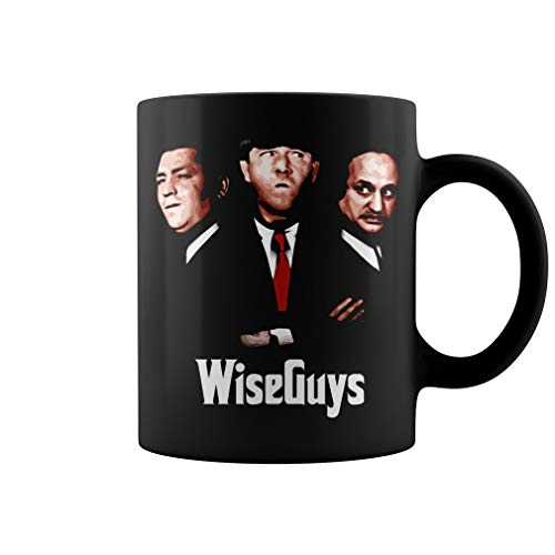 Three Stooges Wise Guys Mug Coffee Mug Gift Coffee Mug 11OZ Coffee Mug -