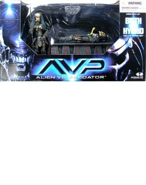 Alien Vs. Predator : Birth of the Hybrid Deluxe Box Set by Toy Rocket -