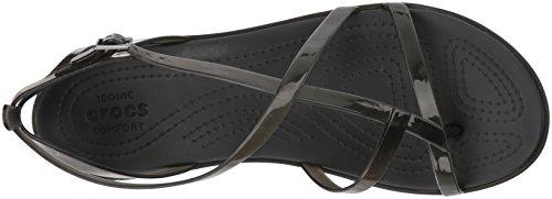 Sandali Crocs Nero Donna Crocs Sandali qO7z44