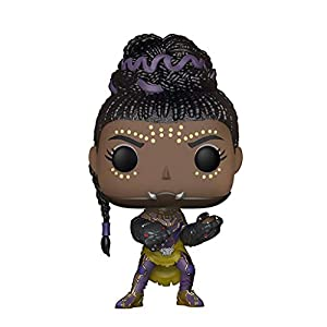 Yuqianjin Black Panther Movie : Pop Shuri Version Anime Characters Anime Figure Model Collectible (3.93inch)