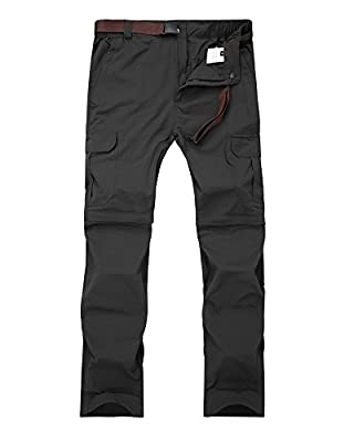 Women's Convertible Quick Drying Hiking Pants #1088F