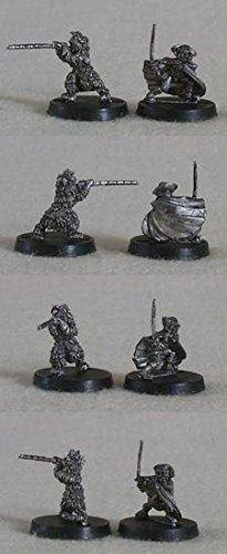 Crucible Ral Partha Halfling Assassins