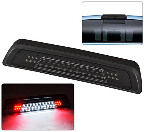 Replacement Black Housing Rear Third 3rd Brake Stop Tail Light Rear Lamp Roof Cargo For Toyota (Toyota Tundra Cargo)