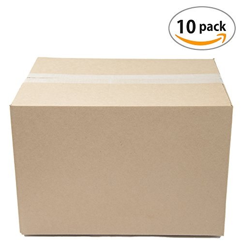 Medium Moving Boxes (10-Pack)