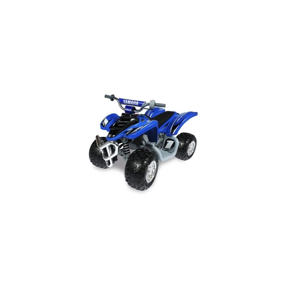12v Yamaha Blue Raptor ATV Ride on for Children