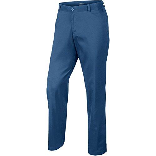 Nike FLAT Front Pantaloni Uomo College Navy/College blu