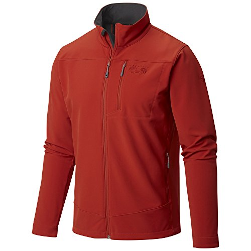 Mountain Hardwear Men's fairing Jacket 2XL, Flame