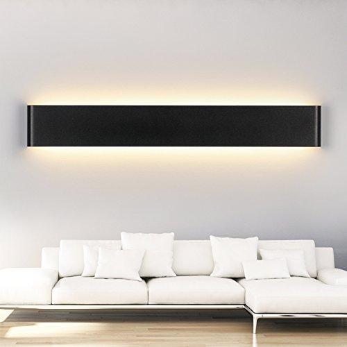 JU Spiegel Licht Moderne Einfache LED Aluminium Wandleuchte Wohnzimmer Schlafzimmer Nachttischlampe Gang Kreative Wandleuchte Badezimmer Spiegel Frontleuchte B07G753VSS | Shop Düsseldorf