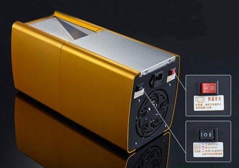 New Small Peanut Oil Press Machine Oil Presser Stainless Steel 200W