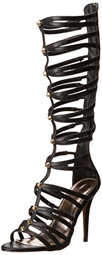 Brazennn Gladiator Girl Schwarz Sandal Madden Paris Zgqf5Hw4x