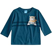 Camiseta Bito em Meia Malha Inverno Manga Longa