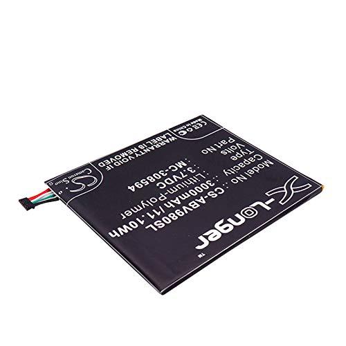 Replacement Battery for A K Fire 7 5Tth Gen SV98LN Part NO MC-308594