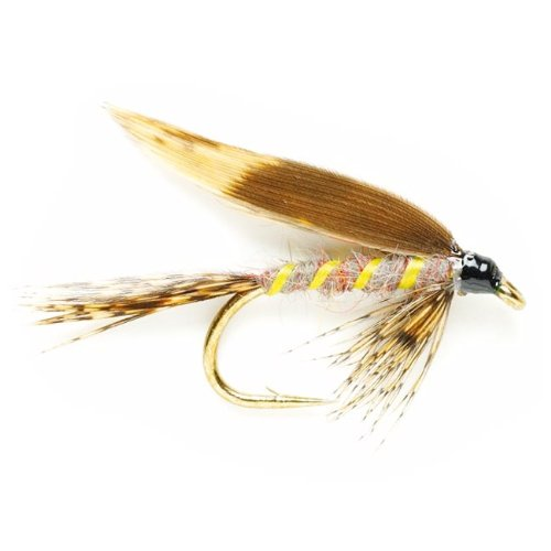 Orvis March Brown Wet, 14 (March Brown Mayflies)
