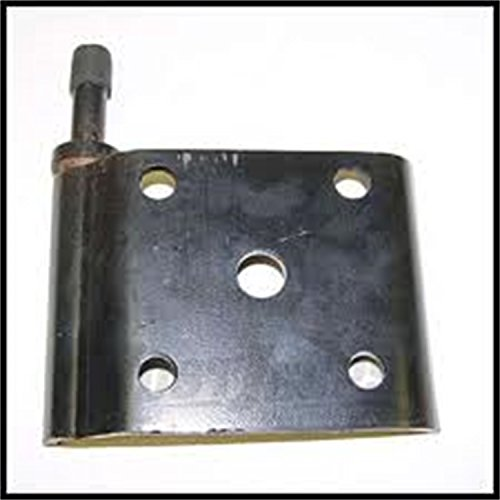 Plate Shock (Omix-Ada A-571 Left Lower Shock Mount Plate)