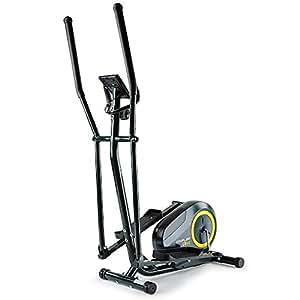 Proflex XTR4 II Pro Series Elliptical Cross Trainer with Smooth Magnetic Flywheel, Yellow