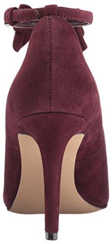Suede Wine Hollison Women's Dress West Nine Pump q6tO7Z
