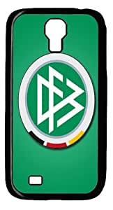 Germany Football PC Case Cover For Samsung Galaxy S4 And Samsung Galaxy I9500 Black