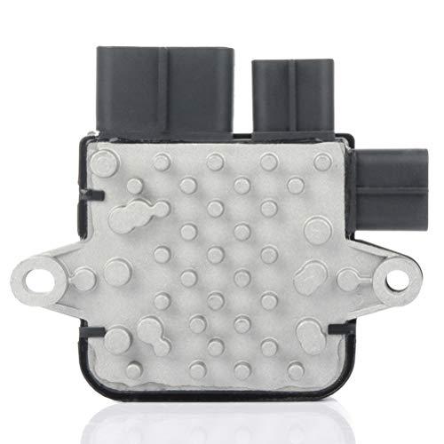 03 mazda mpv fan control module - 4