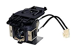 Mx722 Benq Projector Lamp Replacement Projector Lamp Assembly With Genuine Original Philips Uhp Bulb Inside