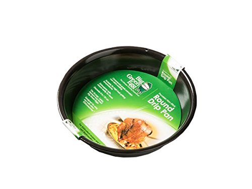 Big Green Egg Round Drip Pan 11.12