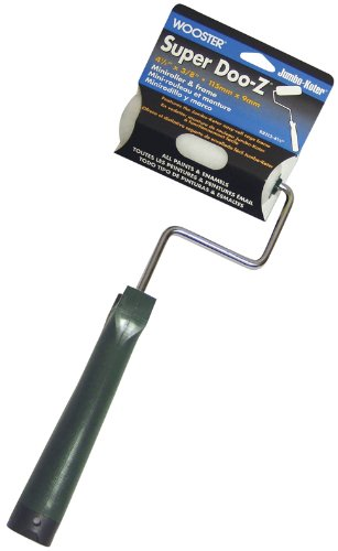 Brush Cage (Wooster Brush RR113-4-1/2 Jumbo-Koter Super/Doo-Z Frame and Cover, 4-1/2-Inch)