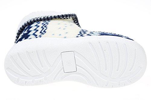 gibra Women's Slippers Blue XN10sPIIue