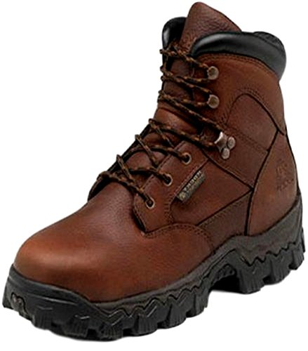 rocky steel toe waterproof boots - 8