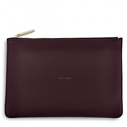 (Katie Loxton - The Perfect Pouch - Arm Candy - Burgundy )