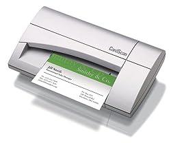 CardScan Executive Card Scanner -Mac