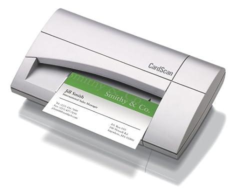 dymo cardscan 800c mac software