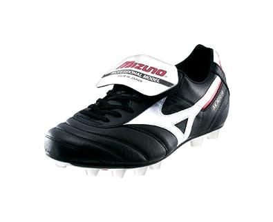 Mizuno Morelia Pro SG - Crampons de Foot - Noir/Blanc - taille 43 WQmrK