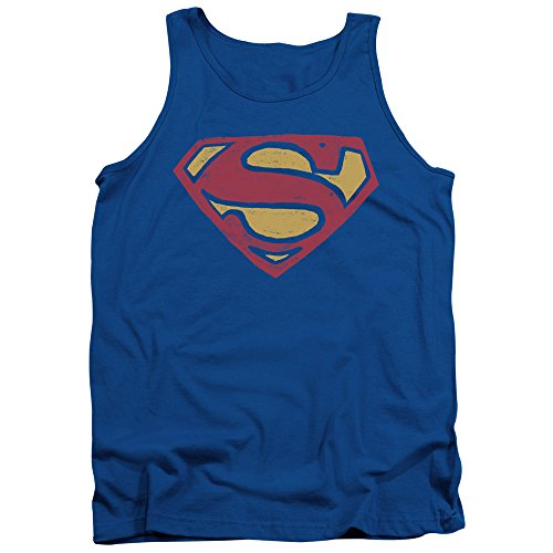 Superman+tank+tops Products : Superman Super Rough Mens Tank Top Shirt