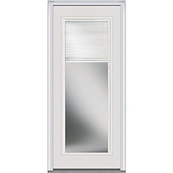 National Door Company EFS686BLFS28L Fiberglass Smooth Primed, Left ...