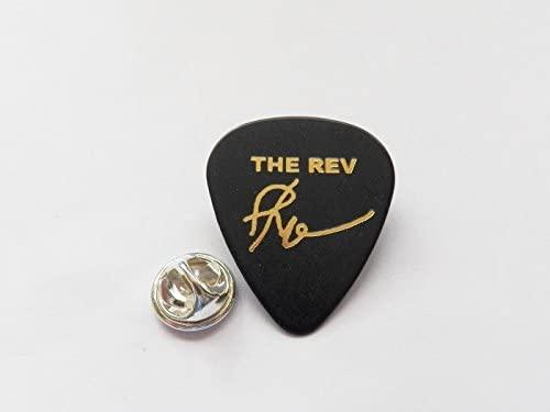 La Rev Avenged Sevenfold A7 X púa de guitarra púa Pin Insignia De ...