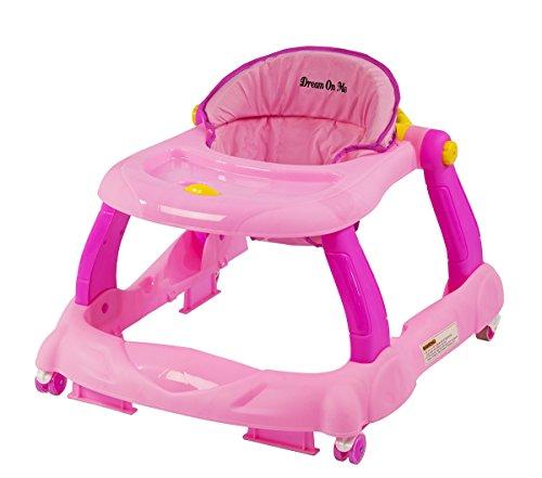 Caminador Para Bebé De Dreas, Rosado