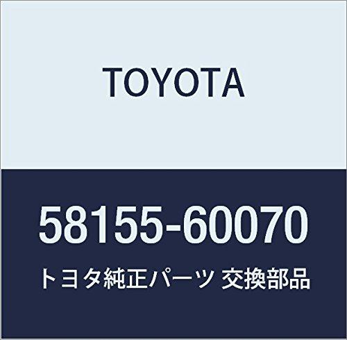 Toyota 58155-60070 Floor Heat Insulator
